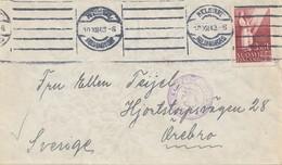 Finnland: Helsinki 1943 Nach Schweden - Non Classés