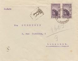 Bulgarien: 1923: Einschreiben Von Sophia Nach Lausanne/Schweiz - Bulgarie