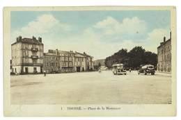 CPA 63 ISSOIRE PLACE DE LA MONTAGNE - Issoire