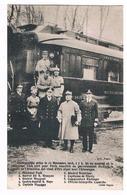 CPA Du Monument De L'armistice COMPIEGNE- Après Signature De L'armistice, FOCH, Weygand ... Wagon Rethondes - Weltkrieg 1914-18