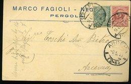 WD112 PERGOLA 1919 - COMMERCIALE MARCO FAGIOLI NEG??? - Italia