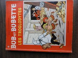 Bob Et Bobette : Les Troglodytes (n°189) - Autres Auteurs