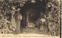 30780. Postal SAINT JUNIEN (haute Vienne), Chapelle Pl. Bascule, Ermitage St. Amand - Saint Junien