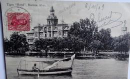 "Buenos Aires - ""Tigre"" Hôtel - Argentine"