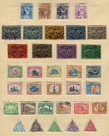 Guatemala / Int. Teilsammlung (1/510) - Timbres