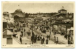 BRITISH EMPIRE EXHIBITION : WEMBLEY, 1924 - AMUSEMENT PARK - Exhibitions