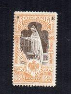 Romania - 1906 - Esposizione Internazionale Bucarest - Nuovo - Linguellato - Sovrastampato S E - Vedi Foto - (FDC13320) - 1881-1918: Carol I