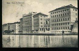 WD119  ZARA - LICEO S. DEMETRIO - Yougoslavie