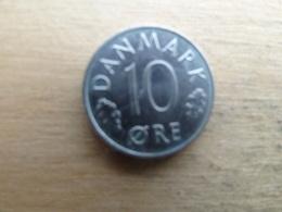 Danemark  10  Ore  1977  Km 860.1 - Danemark