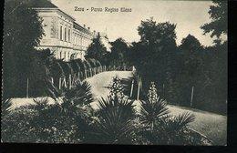 WD120   ZARA - PARCO REGINA ELENA - Yougoslavie