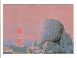 RENE MAGRITTE - LA PAROLE DONNEE II - 1860 - Peintures & Tableaux