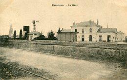 MARENNES(GARE) - Marennes