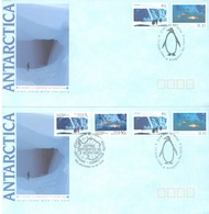 AUSTRALIA  - FDC - 13.6.1990 - JOINT ISSUE WITH USSR - Yv 1173-1174 - Lot 18662 - Premiers Jours (FDC)