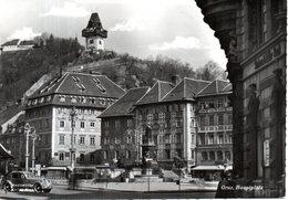 GRAZ CARTOLINA 1811 - Graz