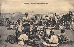 Judaica - LIBYA - Tripoli - Forgerons Israélites Ambulants - Jewish Blacksmiths. - Judaisme