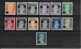 Sandjak D'Alexandrette N°17A/23 & 17Ba, 17Ca - Neuf * Avec Charnière - TB - 1934-39 Sandjak D'Alexandrette & Hatay