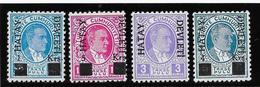 Sandjak D'Alexandrette Taxe N°7/10 - Neuf * Avec Charnière - TB - 1934-39 Sandjak D'Alexandrette & Hatay