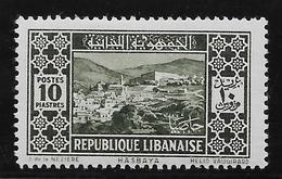 Grand Liban N°144 - Neuf * Avec Charnière - TB - Great Lebanon (1924-1945)