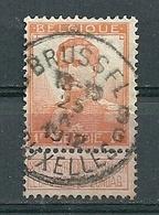 116 Gestempeld BRUSSEL - BRUXELLES 9 G - 1912 Pellens