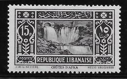 Grand Liban N°145 - Neuf * Avec Charnière - TB - Grand Liban (1924-1945)
