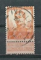 116 Gestempeld IXELLES 1 A - 1912 Pellens