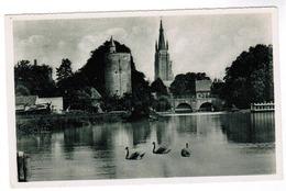 Brugge Minnewater (pk52234) - Damme