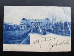 AK NYIREGYHAZA Laktanya 1899 //  D*35575 - Ungarn