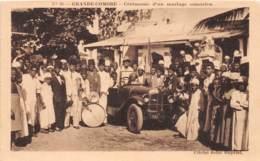 Comores / 09 - Cérémonie D'un Mariage Comorien - Comores