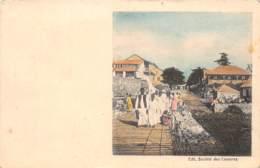 Comores / 11 - Beau Cliché Colorisé - Comoren