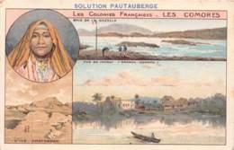 Comores / 13 - Carte Illustrée - - Comores