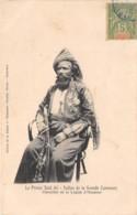 Comores / 14 - Le Prince Said Ali - Sultan - Comores