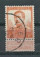 116 Gestempeld YPER - 1912 Pellens