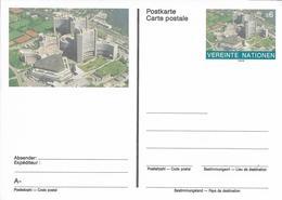 Onu, United Nations, Nations Unies,vienne, Entier Postal 1993, Carte Neuve, 6 S,centre International De Vienne, - Centre International De Vienne