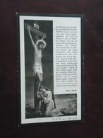Eugenie Dupon - Acou Geboren Te Woumen 1860 En Overleden  1932  (2scans) - Godsdienst & Esoterisme