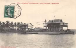 Côte D' Ivoire / Other - 61 - Assinie - Belle Oblitération - Cachet Maritime - Côte-d'Ivoire