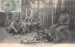 Côte D' Ivoire / Other - 63 - Bingerville - Marchands De Foutou - Belle Oblitération - Côte-d'Ivoire
