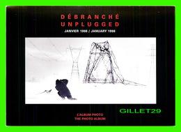 QUÉBEC - DÉBRANCHÉ, JANVIER 1998 - L'ALBUM PHOTO -  ZOOM CARDS - - Québec - La Cité
