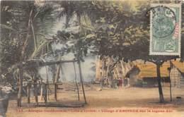 Côte D' Ivoire / Other - 71 - Village D' Eboinda Sur La Lagune Abi - Belle Oblitération - Côte-d'Ivoire