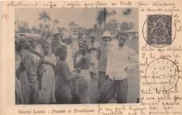 Côte D' Ivoire / Other - 72 - Grand Labou - Dioulas Et Tirailleurs - Belle Oblitération - Côte-d'Ivoire