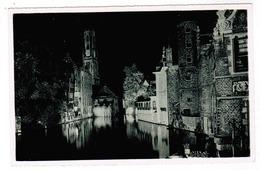 Brugge, Verlichting Van Rozenhoedkaai (pk52237) - Damme