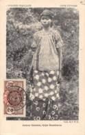 Côte D' Ivoire / Ethnic V - 79 - Jeune Femme Bambara - Belle Oblitération - Côte-d'Ivoire