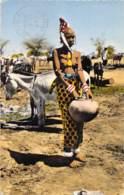 Côte D' Ivoire / Ethnic V - 84 - Jeune Bergère Peulh - Côte-d'Ivoire
