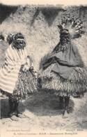 Côte D' Ivoire / Ethnic V - 86 - Man - Danseurs Masqués - Côte-d'Ivoire