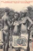 Côte D' Ivoire / Ethnic V - 95 - Bingerville - Jeunes Danseuses - Nu - Belle Oblitération - Côte-d'Ivoire