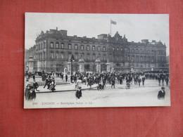 Buckingham Palace England > London  Has Stamp & Cancel    Ref 3099 - Buckingham Palace