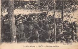 Côte D' Ivoire / Ethnic H - 107 - Mafia - Fétiches Des Morts - Côte-d'Ivoire