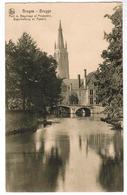 Brugge, Begijnhofbrug En Pastorij (pk52238) - Damme