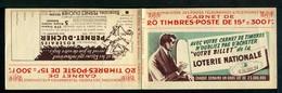 Carnet GANDON N° 813 - Couverture Vide -  Série 3- Nombreux Thèmes. - Booklets