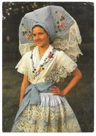 Niedersorbische Festtracht - Burg / Spreewald - Dolnoserbska Drastwa - Borkowy - 1989 - Costume - Burg (Spreewald)
