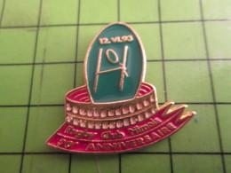 818A Pins Pin's / Rare & De Belle Qualité  THEME : SPORTS / RUGBY CLUB NIMOIS Ni Toi 30e ANNIVERSAIRE - Rugby